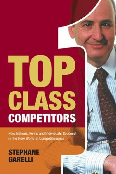 Top Class Competitors - Coverbild