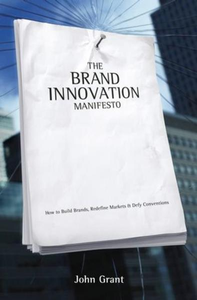 Brand Innovation Manifesto - Coverbild