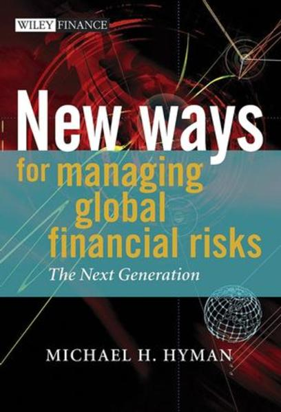 New Ways for Managing Global Financial Risks - Coverbild