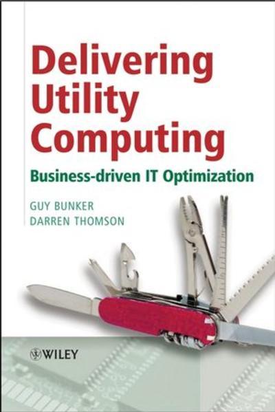 Delivering Utility Computing - Coverbild