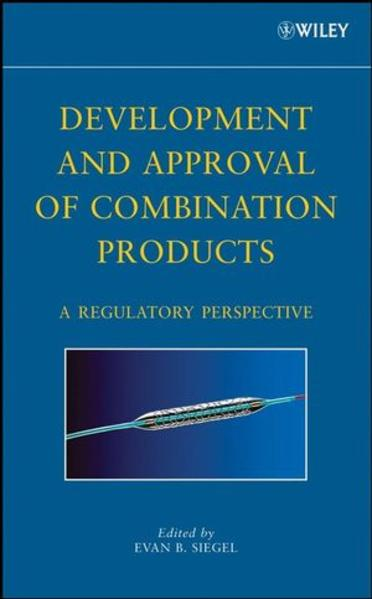 Development and Approval of Combination Products - Coverbild