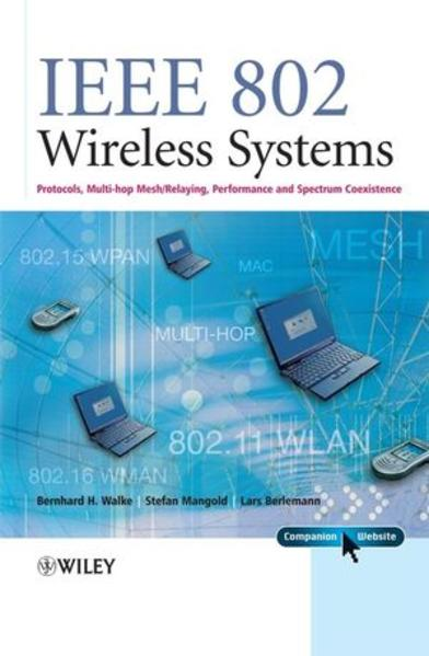 IEEE 802 Wireless Systems - Coverbild