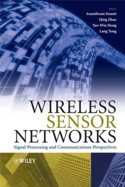 Wireless Sensor Networks - Coverbild