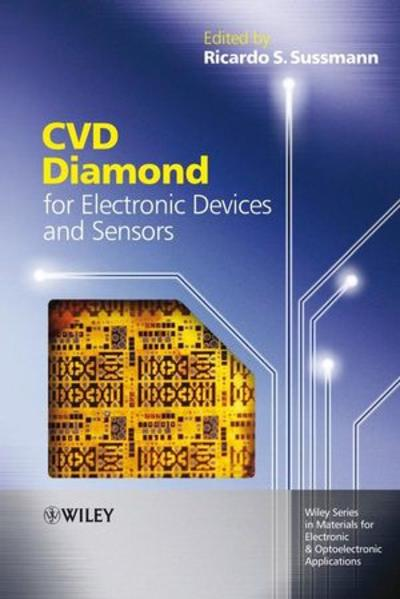 CVD Diamond for Electronic Devices and Sensors - Coverbild