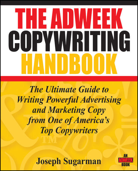The Adweek Copywriting Handbook - Coverbild
