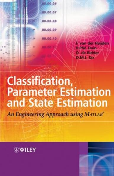 Classification, Parameter Estimation and State Estimation - Coverbild