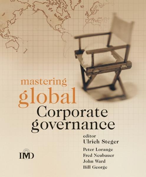 Mastering Global Corporate Governance - Coverbild