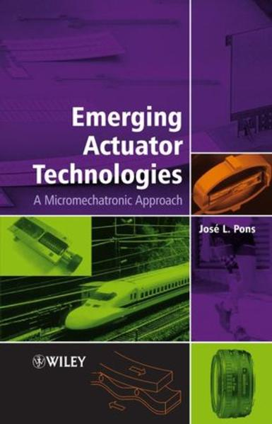 Emerging Actuator Technologies - Coverbild