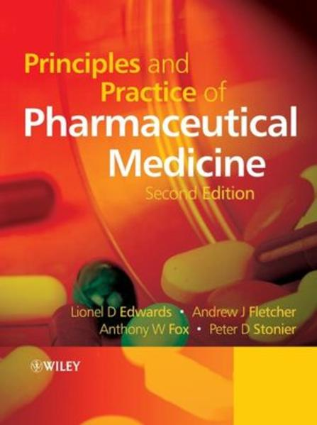 Principles and Practice of Pharmaceutical Medicine - Coverbild