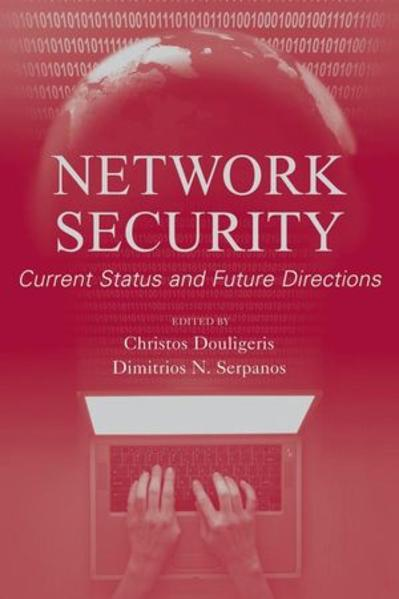 Network Security - Coverbild