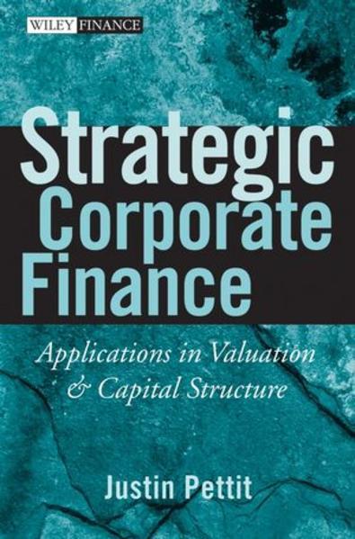 Strategic Corporate Finance - Coverbild