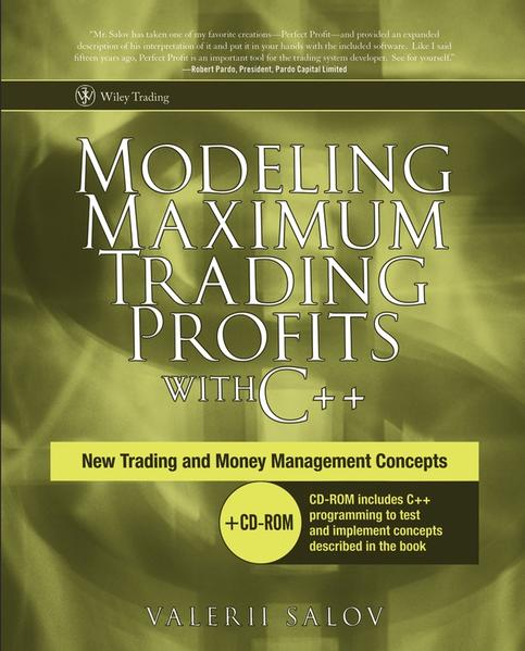 Modeling Maximum Trading Profits with C++ - Coverbild