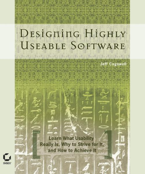 Designing Highly Useable Software - Coverbild