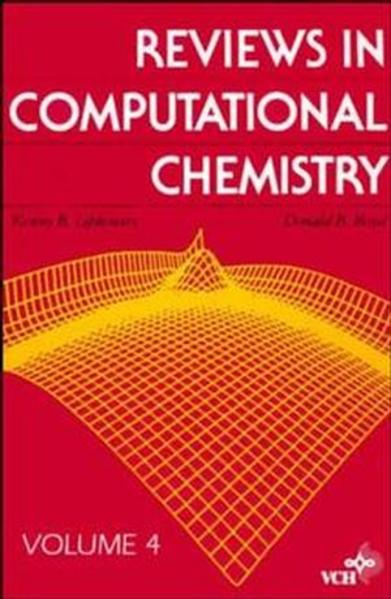 Reviews in Computational Chemistry, Volume 4 - Coverbild