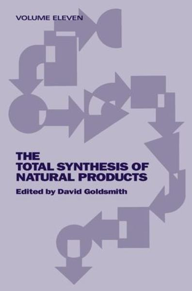 The Total Synthesis of Natural Products, Volume 11, Part B - Coverbild