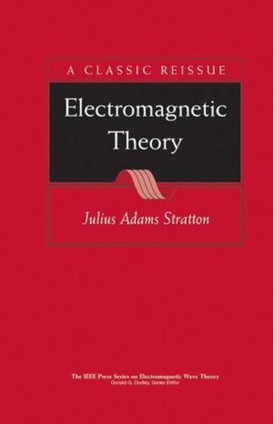 Electromagnetic Theory - Coverbild