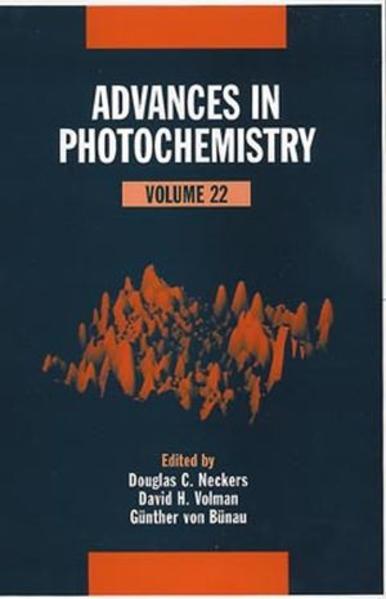 Advances in Photochemistry, Volume 22 - Coverbild