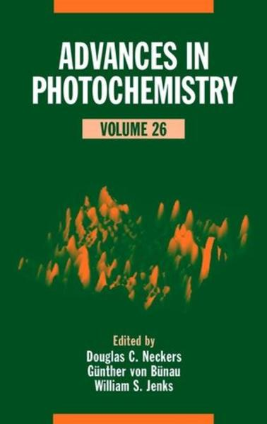 Advances in Photochemistry, Volume 26 - Coverbild