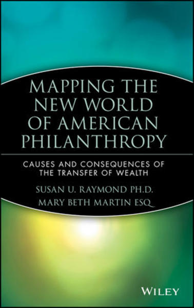 Mapping the New World of American Philanthropy - Coverbild