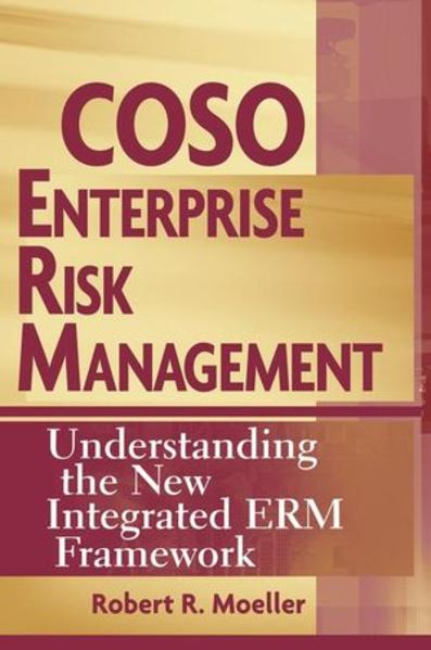 COSO Enterprise Risk Management - Coverbild