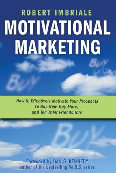 Motivational Marketing - Coverbild