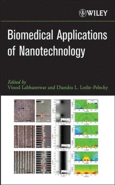 Biomedical Applications of Nanotechnology - Coverbild