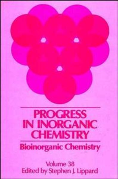 Progress in Inorganic Chemistry, Volume 38 - Coverbild