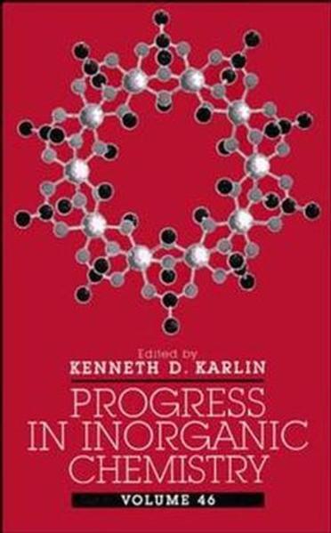 Progress in Inorganic Chemistry, Volume 46 - Coverbild
