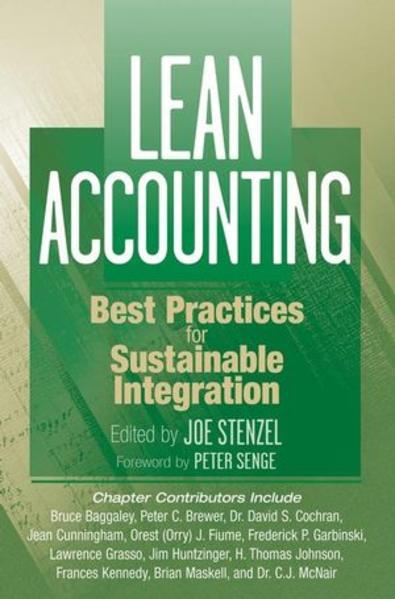 Lean Accounting - Coverbild