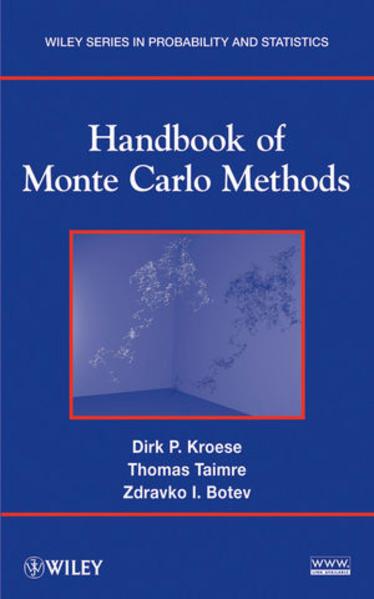 Handbook of Monte Carlo Methods - Coverbild