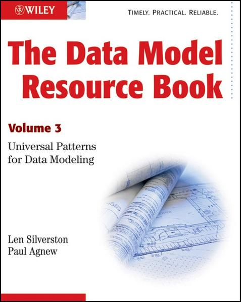 The Data Model Resource Book - Coverbild