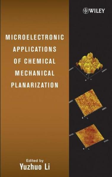 Microelectronic Applications of Chemical Mechanical Planarization - Coverbild
