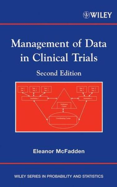 Management of Data in Clinical Trials - Coverbild
