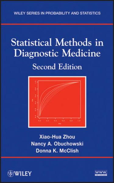 Statistical Methods in Diagnostic Medicine - Coverbild