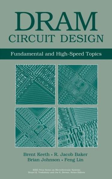 DRAM Circuit Design - Coverbild