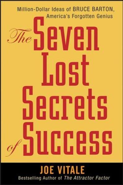 The Seven Lost Secrets of Success - Coverbild