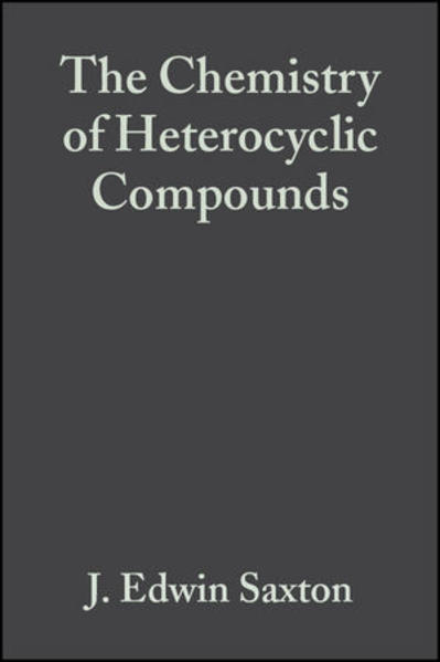The Chemistry of Heterocyclic Compounds, Volume 25, Part 4, Indoles - Coverbild