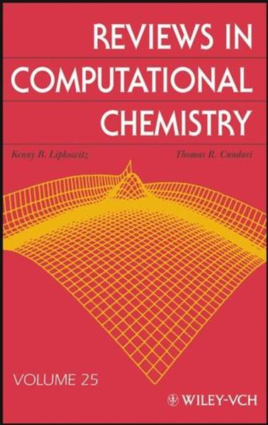 Reviews in Computational Chemistry, Volume 25 - Coverbild