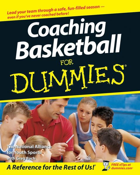 Coaching Basketball For Dummies - Coverbild