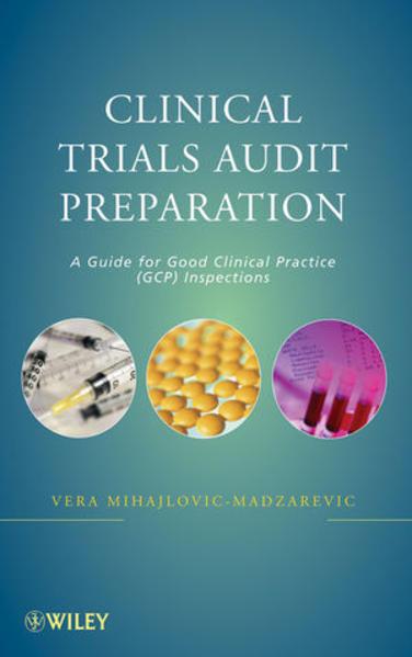 Clinical Trials Audit Preparation - Coverbild