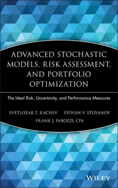 Advanced Stochastic Models, Risk Assessment, and Portfolio Optimization - Coverbild