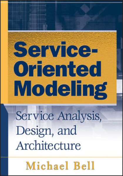 Service-Oriented Modeling (SOA) - Coverbild