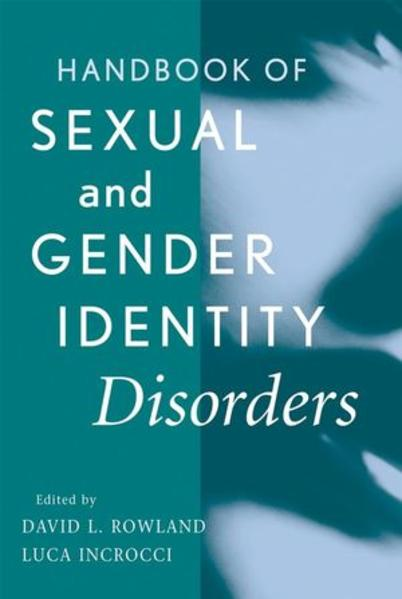 Handbook of Sexual and Gender Identity Disorders - Coverbild