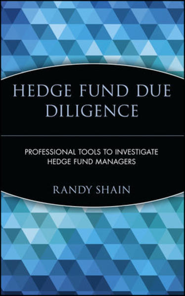 Hedge Fund Due Diligence - Coverbild