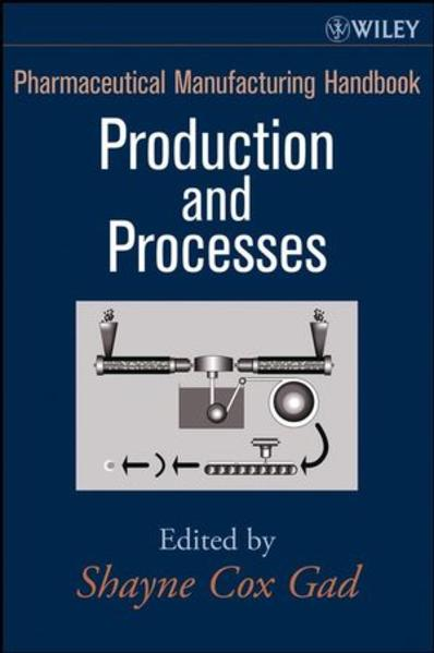 Pharmaceutical Manufacturing Handbook - Coverbild