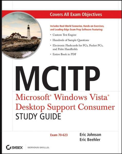 MCITP - Coverbild
