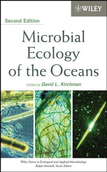 Microbial Ecology of the Oceans - Coverbild