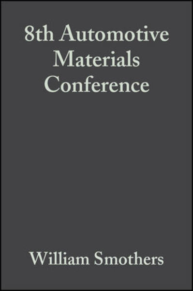 8th Automotive Materials Conference - Coverbild