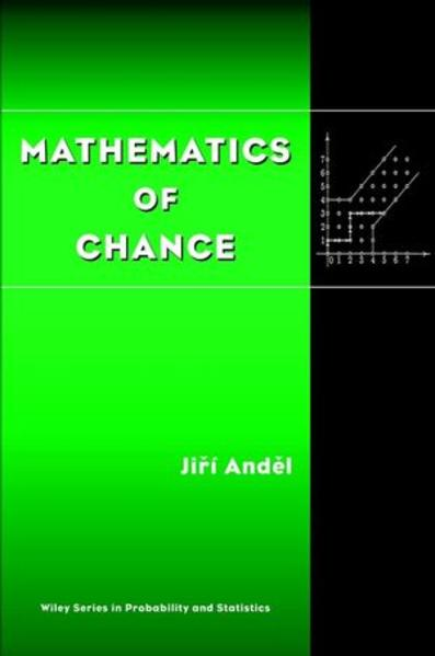 Mathematics of Chance - Coverbild