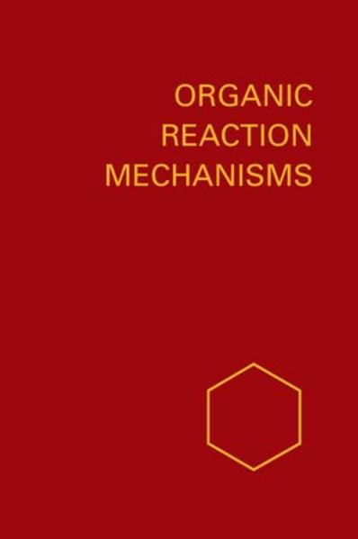 Organic Reaction Mechanisms 1979 (Including Index 1975-1975) - Coverbild
